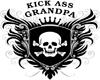 Kick  GrandPa shirt