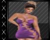 Isis Purple Dress L