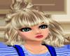 Blond Kids/Woman hair