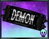 Demon Armband R / F