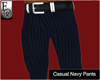 EO CasualNavy Pants