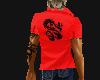 [SD] Dragon Shirt Red