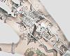 F Skeleton Ring ( R )