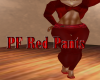 PF Red Pants