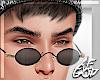 "Ⱥ"" Vintage Glasses"