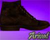 [BMC] Brown Boots Winter