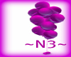 its a girl purple ballon