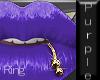 Pouty Ring Purple