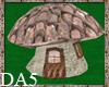 (A) Spotted Mushroom