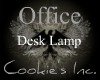(CI) Office Desk Lamp