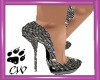 CW Silver Bling Pumps