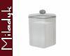 MLK Cotton Pad Jar