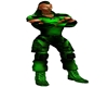 TOXIC GREEN SOLDIER