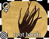 *m Root Hands