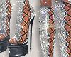 I│Diamond Laceup Boots