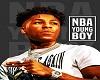 NBA YOUNG BOY Mobile Bac