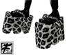 ~F~ Leopard Big Shooz