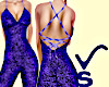 VS - Velvet Suit Purple