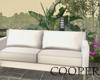 !A White armchair