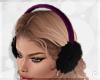 !© Ear Warmies Purple