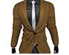 Light Brown Suit Top