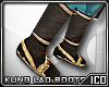 ICO Kung Lao Boots