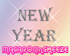 New year  [Decal]