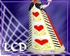Queen of Hearts Long