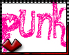 (V) Punk Sticker