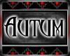 Autums Sticker
