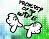 Property Of  Wife