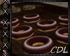 !C* D Donut Display