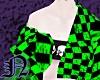 Green Cardi