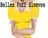 Belle's Puff Sleeves