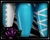 [S] Ornate Nails | Blue