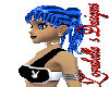 Punk N Blue Adangos Hair