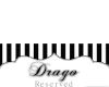 Drago's Place Card
