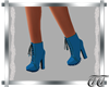 Peggy Blue Boots