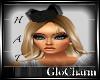 Glo* ClassicHat SequinBl