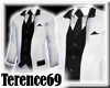 69 Elegance -White Black