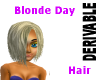 Hair Blonde Day