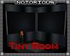 Tiny Black Room