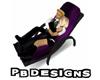 PB Anim Couples Chair P