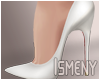 [Is] Classic Heels White