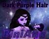 Dark Purple Long Hair