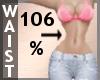 Waist Scaler 106% F A
