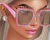 -Mm- Pink sun Glasses