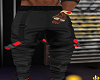 Stud Nova Daddy Blk Pant