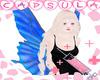 Butterfly Wing Blue 💊