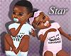 Ebony Twins Custom